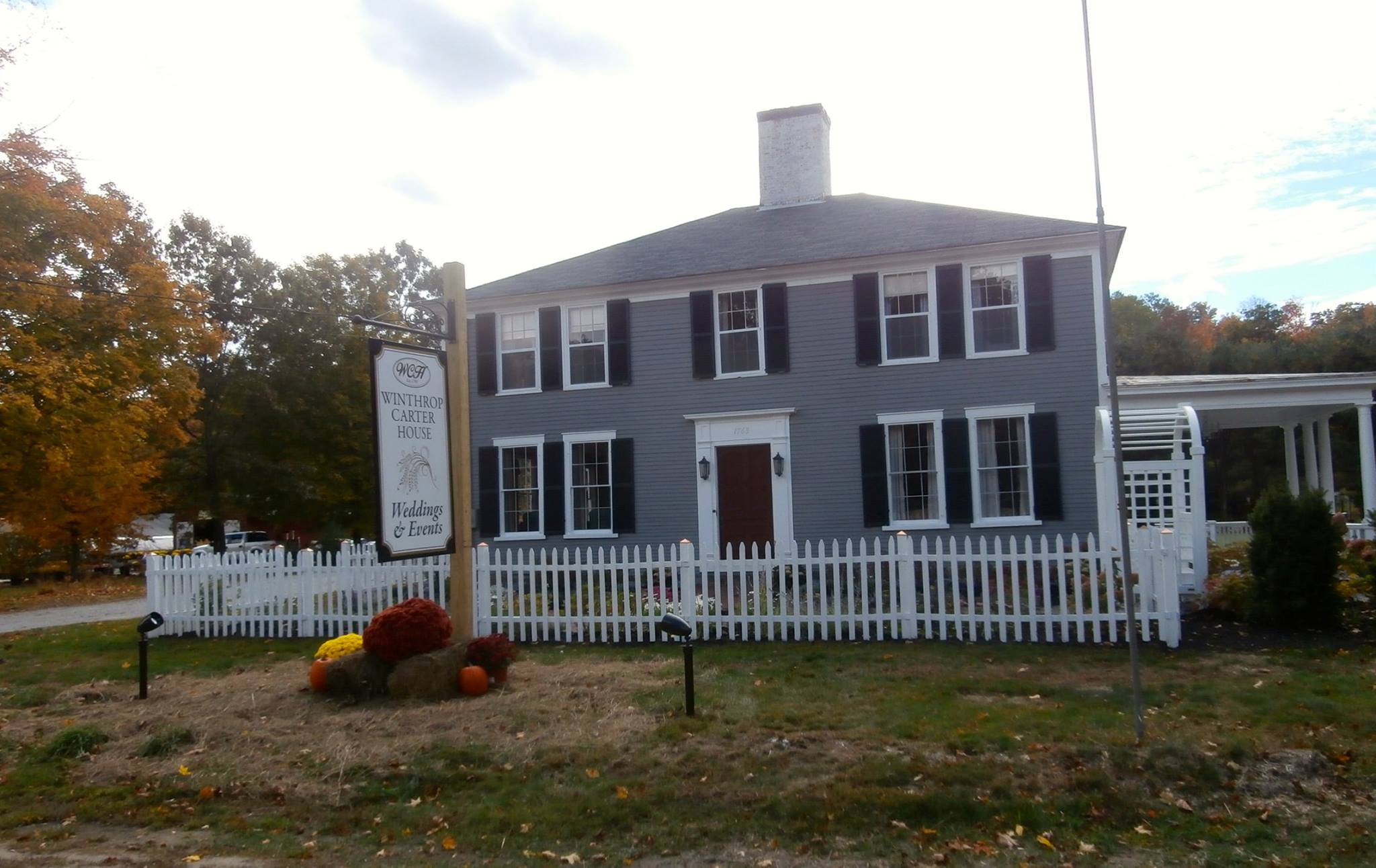 Photograph Of The Winthrop Carter House Opened In September 2015 Formerly Kettle