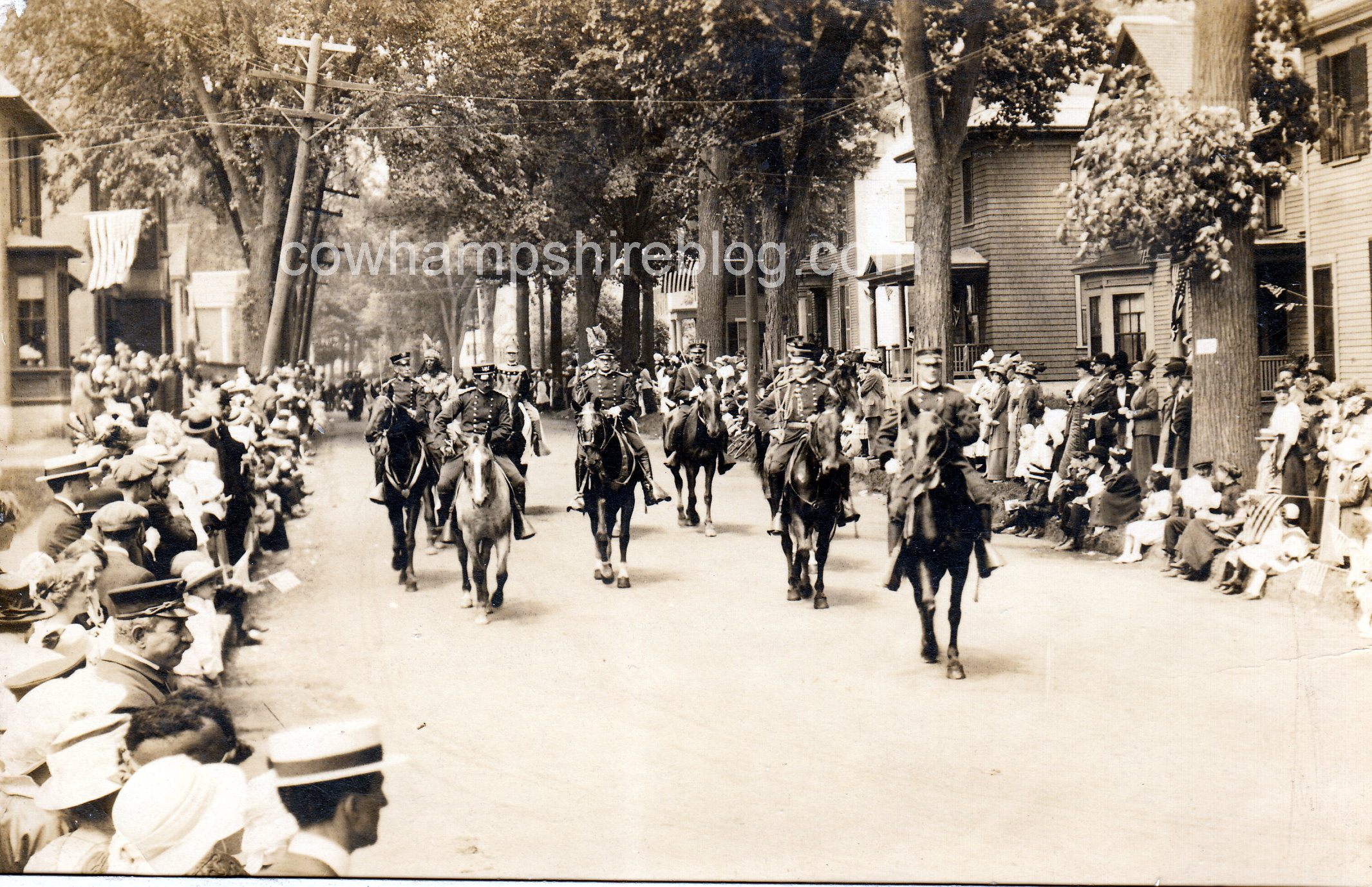 New Hampshire WWI Military: Heroes of Manchester