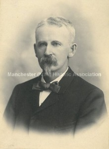 Portrait of Charles T. Allen, L. W. Colby, Manchester, NH, from the Manchester Historic Association Collection. Used with permission.