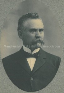 Portrait of William Corey. Manchester Historic Association Collection.