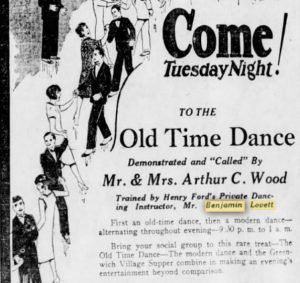 Detroit Free Press newspaper report of 5 April 1926
