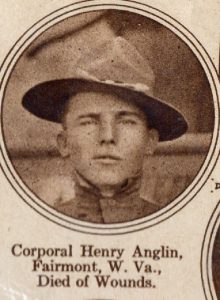 ANGLIN Henry Fairmont WV