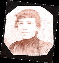 Photograph of a young (I have no idea of age, open to suggestions) Addie Ryan.