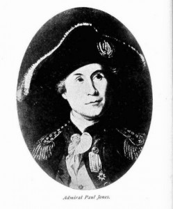 Admiral Paul Jones