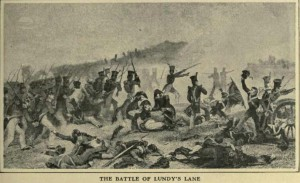 Battle of Lundys Lane