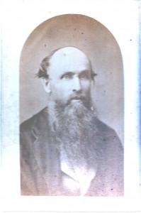 Benjamin Gove Brooks, born 1819 in Henniker NH.