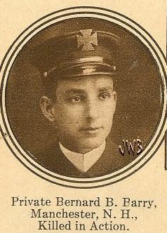 Bernard Bradley Barry
