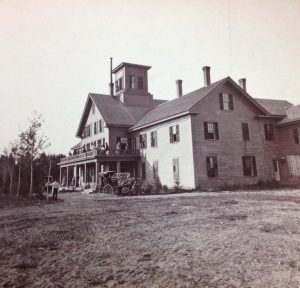 Close up of Birchdale Springs in Concord NH. Taken by Kimball photographs, courtesy of a Concord history fan.