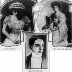 From Boston Journal, Boston MA, Friday August 20, 1909, page 12