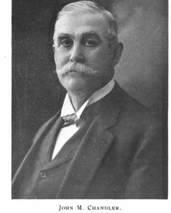John M. Chandler