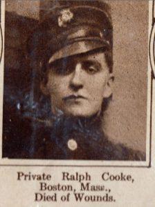 COOKE Ralph Boston MA