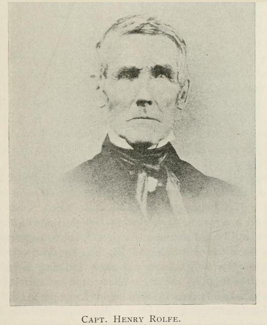 Capt Henry Rolfe