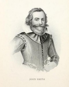 Captain John Smith, from History of New Hampshire by Everett S. Stackpole