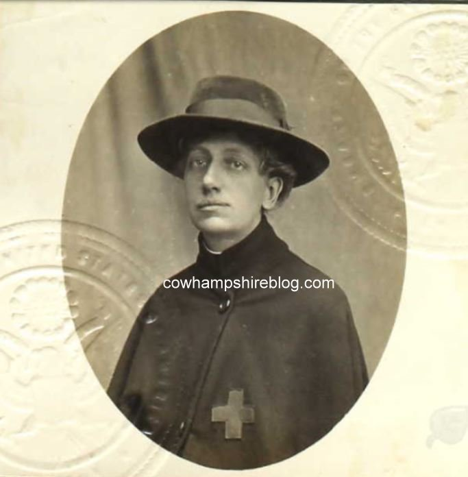 Chief Nurse of WW1 Expeditionary Forces, Red Cross Chief Nurse ...