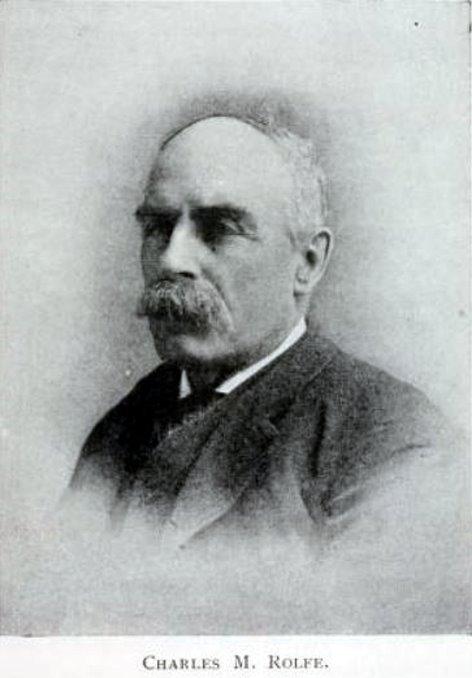 Charles Moody Rolfe