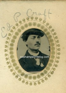 Edward Payson Craft