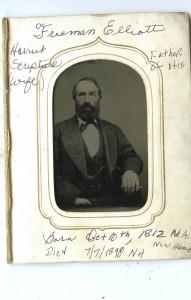 Elliott freeman
