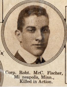 FISCHER Robert Minneapolis MN