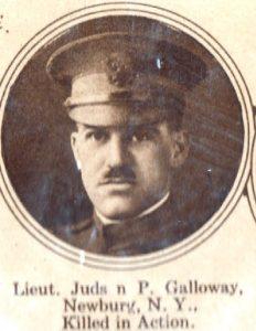 GALLOWAY Judson Newburg NY