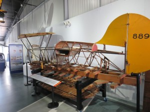 The Doodle Bug Early Airplane NH