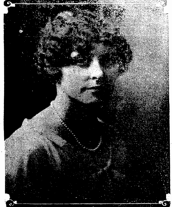Photograph of Irene Melanson who perished in Pine Island Pond in xxxx.