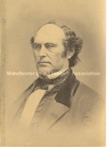 Portrait of J.T.P Hunt from the Manchester Historic Association Collection; used with permission.