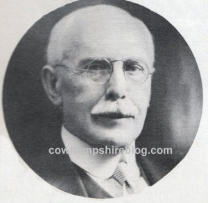 Joel Hesser in later years.