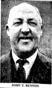 John T Benson 2