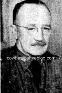 Lieut. Col. Joseph Albert Sullivan (1895-1942)