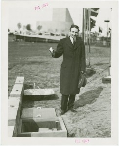 Joseph Revson, New York World's Fair (1939-40), NYPL Digital Gallery, Manuscripts and Archives Division