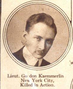 KAEMMERLIN Gordon NYC NY