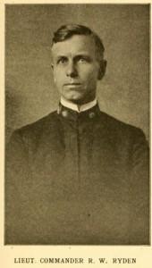 Lieutenant Commander Ryden