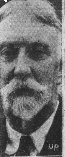 Photo of Lionel Walden from Santa Cruz Evening News, 13 June 1931, page 2
