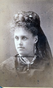 "C. Elizabeth ""Lizzie"" (Leavitt) Willey (1854-1919)"