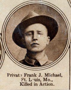 MICHAEL Frank St Louis MO