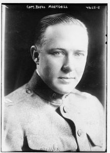 This photo accompanied an account of Capt. Montgall's life in the June 25, 1918 edition of Lumber World Review. FROM: Library of Congress.