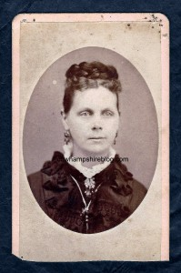 Mary E. (Badger) Leavitt (1833-1908)