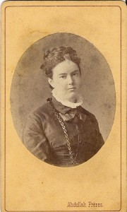 A young Mary Mills Patrick, From estate of from the estate of the late Donald D. Pelton. Used with permission of Dave Sams.