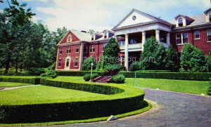 The second Odd Fellows' Home, dedicated in 1932 and currently called Presidential Oaks.