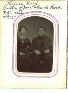 Phineas Hood and wife