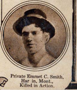 SMITH Emmet Hardin Montana