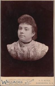 Sadie Kane of Weare NH