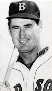 Ted Williams (1918-2002) Coach and Baseball Player