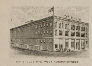 Varick Warehouse No. 2 on West Auburn Street