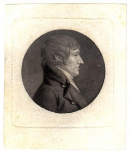 Portrait of William Plumer (1759-1850), by Charles Balthazar Julien Fevret de Saint-Memin (1770-1852), c. 1806.  New Hampshire Historical Society Collection