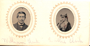 Siblings: William Clark, and Sallie Clark of Londonderry NH