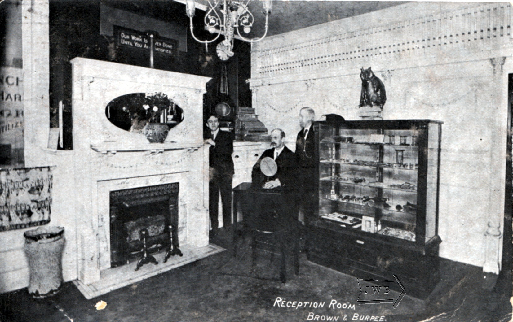 Office of Brown & Burpee, Optometrists, 940 Elm Street, Manchester NH