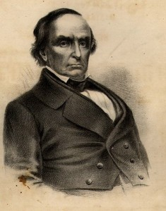 Likeness of Daniel Webster