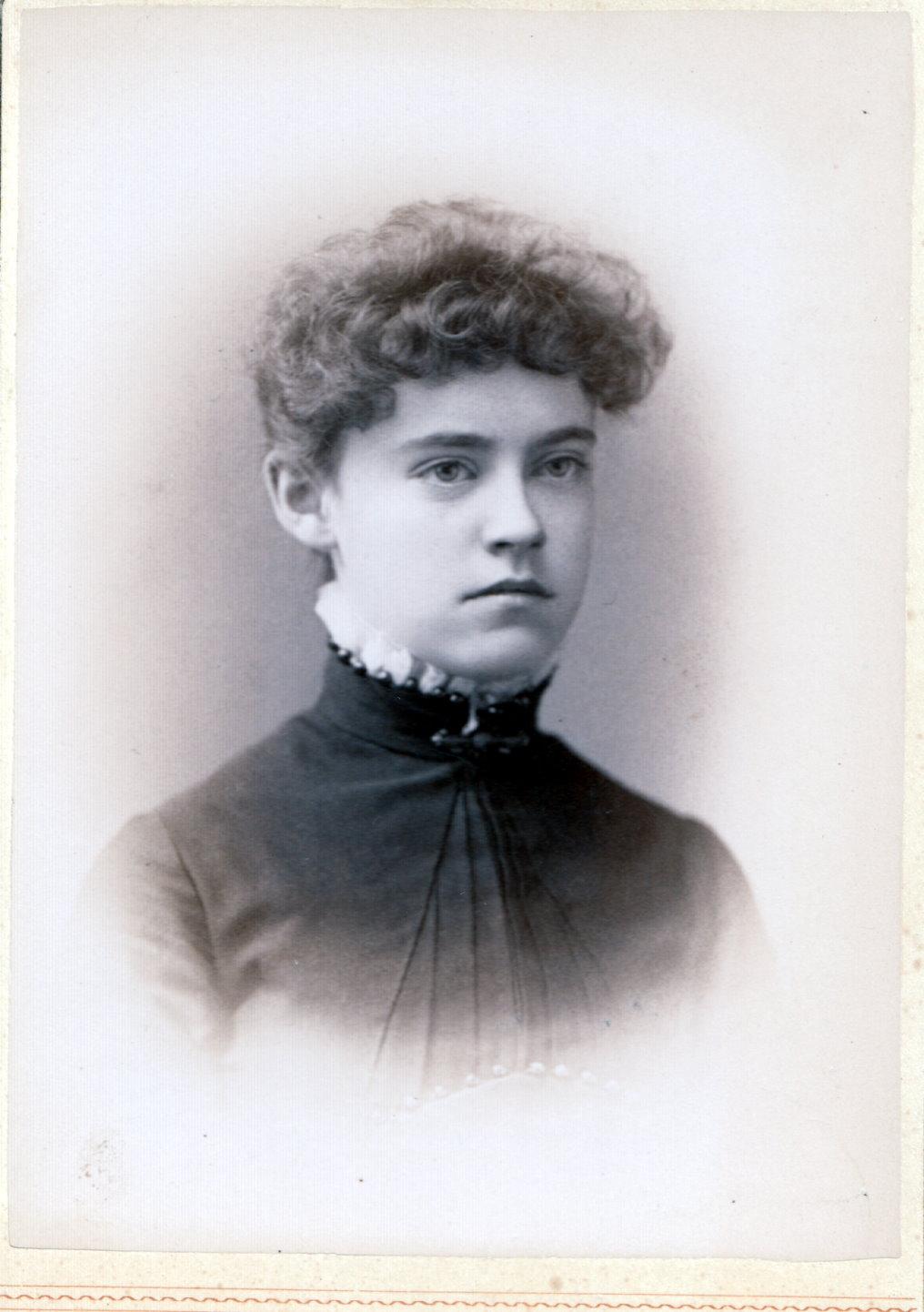 Ethel G. Lamprey, Class of 1888, Manchester (NH) High School
