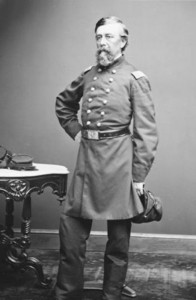 Colonel Fletcher Webster (aka Daniel Fletcher Webster), who died during the battle of Bull Run, Civil War.